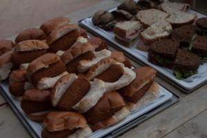 La croquette hollandaise en sandwich, on aura tout vu !